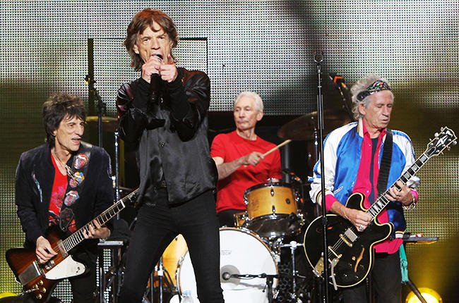 Rolling Stones' Latin America Tour Coming Together