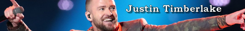 Justin Timberlake Tickets 2018